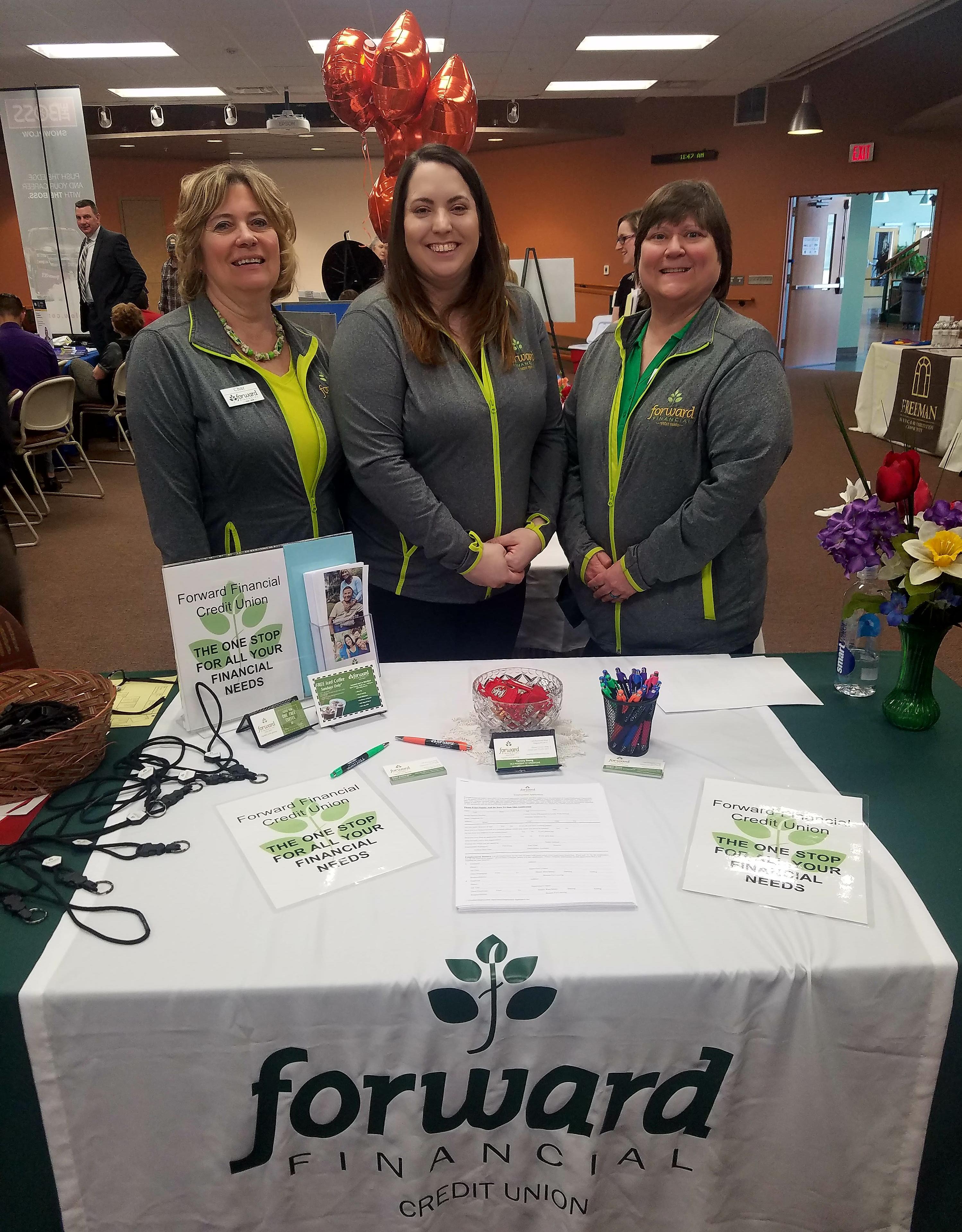 Forward Financial Expo