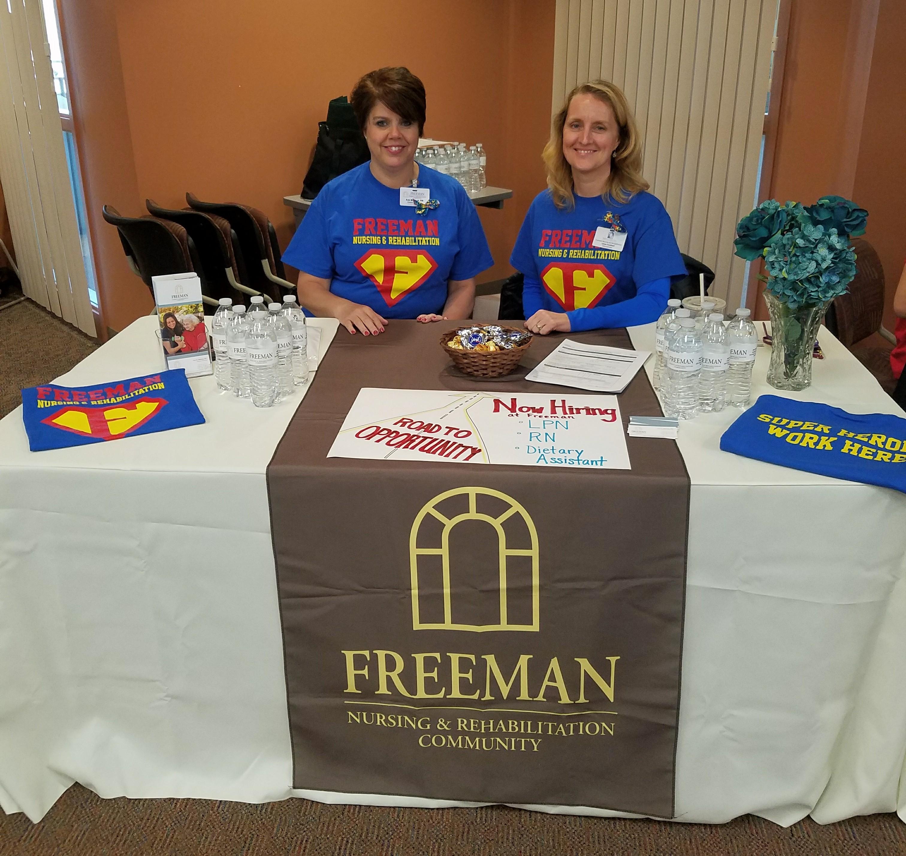 Freemans Expo