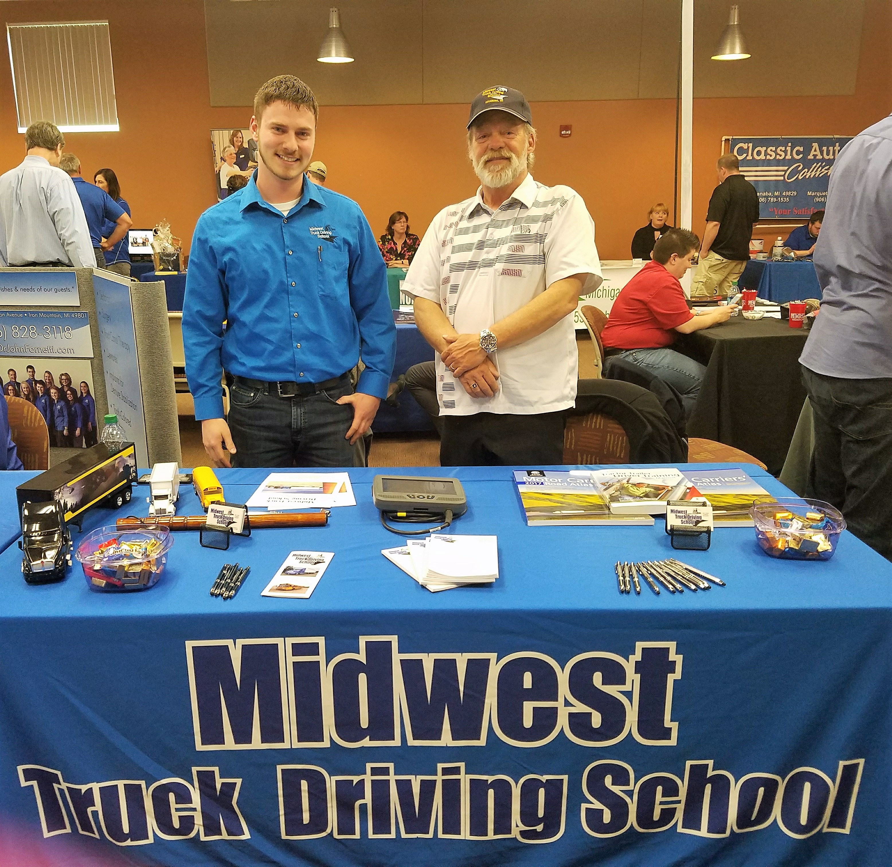 Midwest Truck Driving Expo