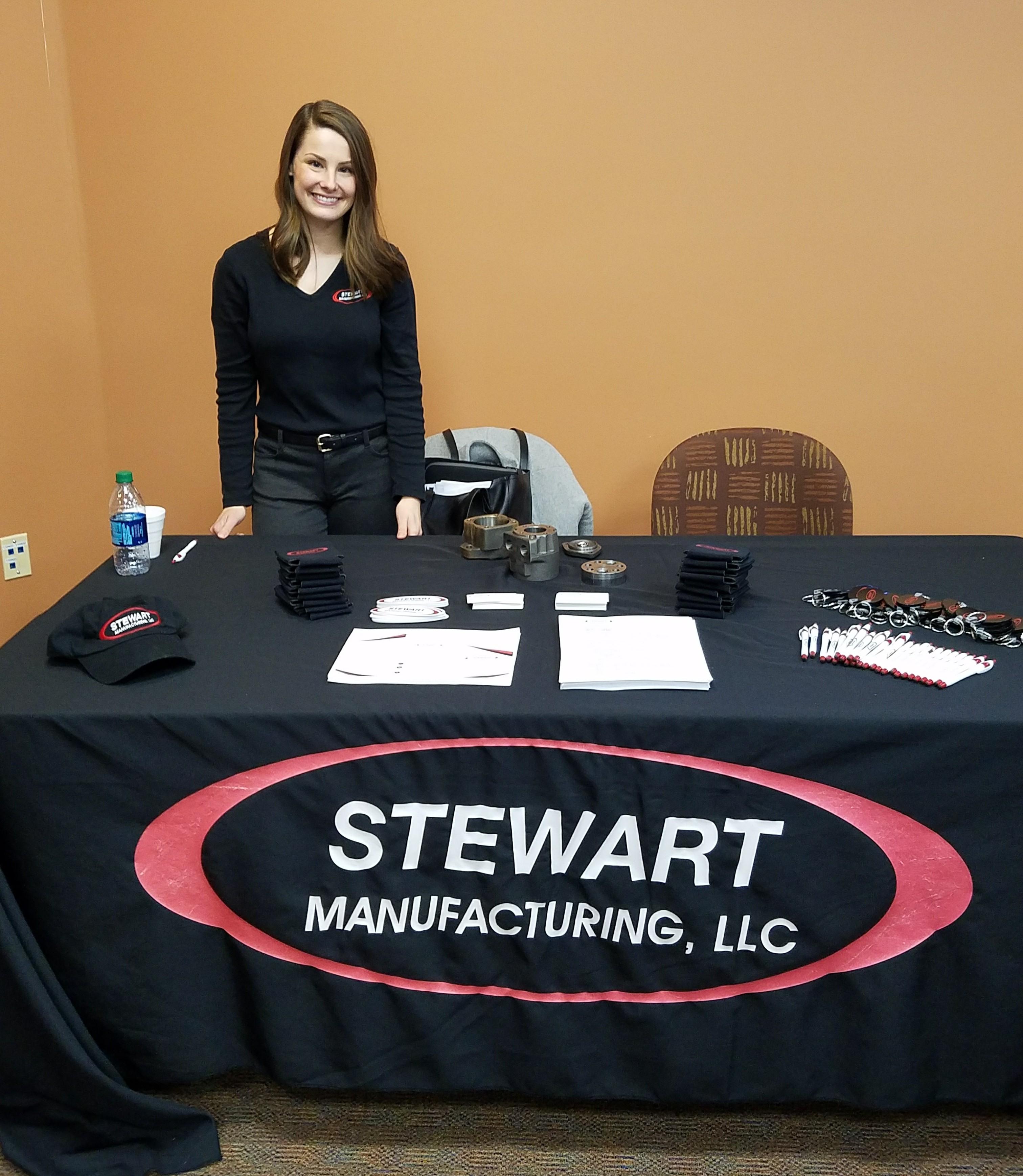 Stewart Manufacturing Expo