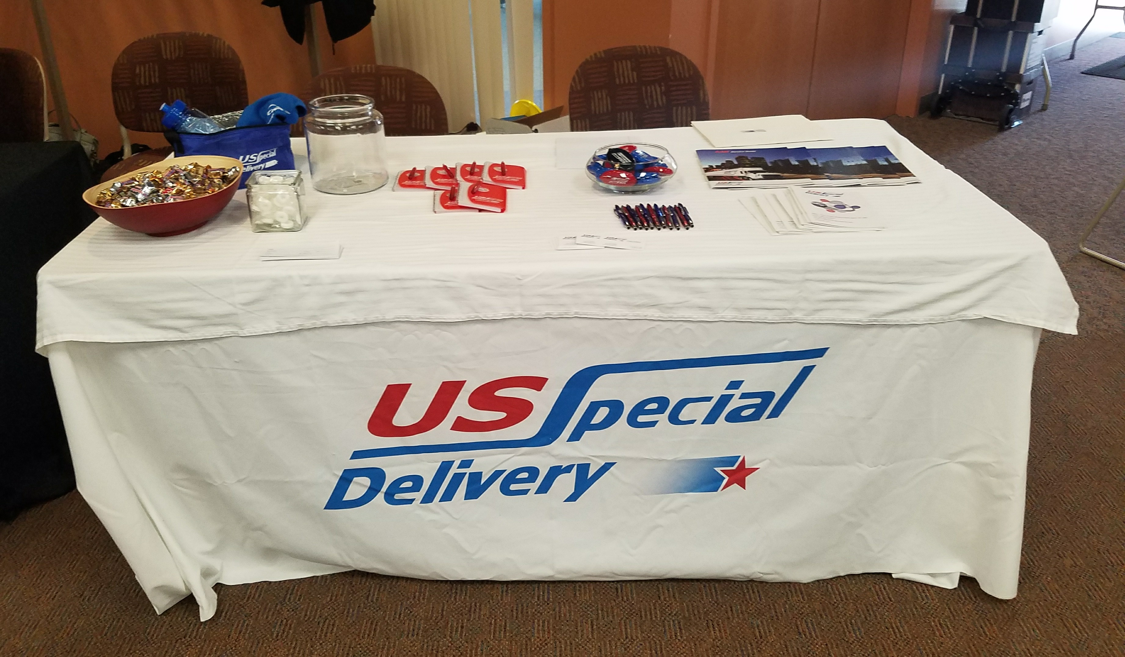US Special Delivery Expo