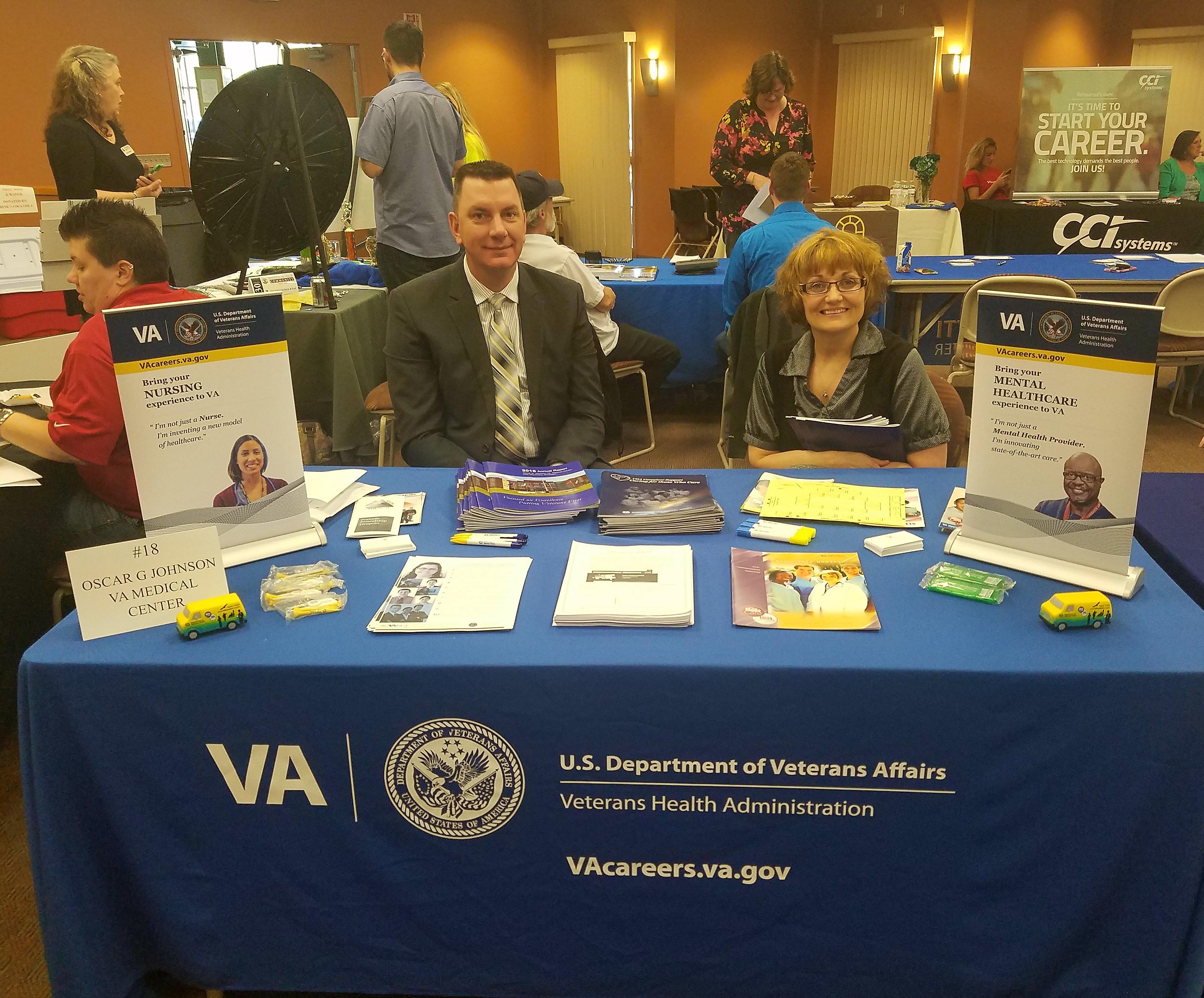VA Medical Center Expo