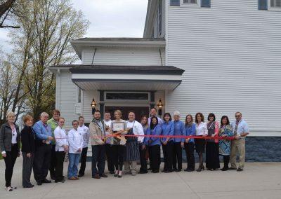 Chippewa Club Ribbon Attendees