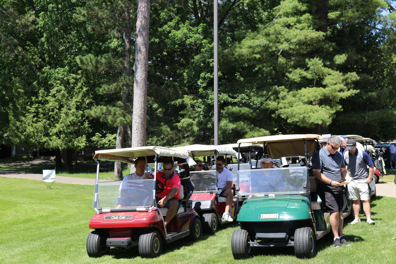 Golf Carts 1