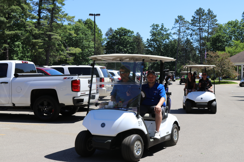 Golf Carts 10 (Classic Auto Collision)