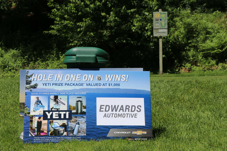 Signage Edwards Automotive