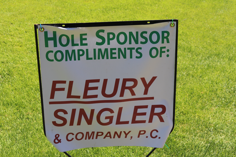 Signage Fleury, Singler & Company
