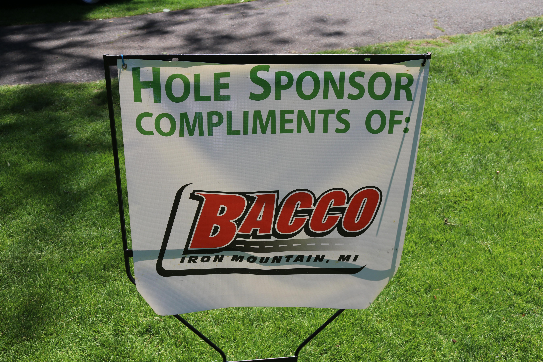 Signage Bacco