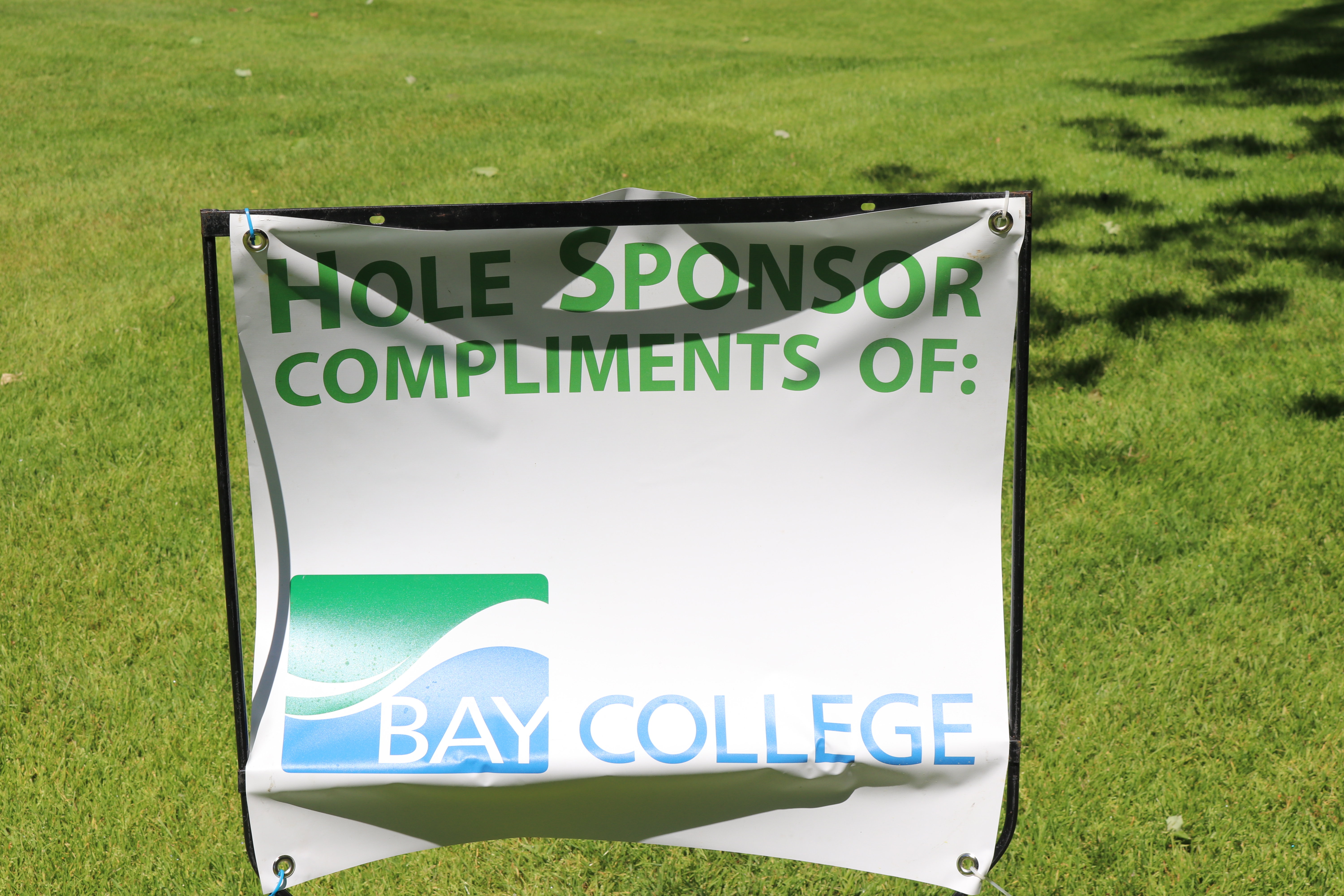Signage Bay College