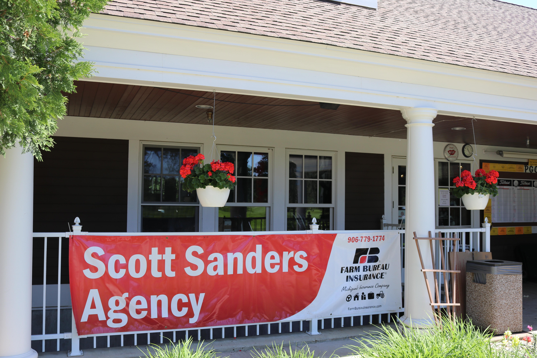 Signage Scott Sanders Agency (2)