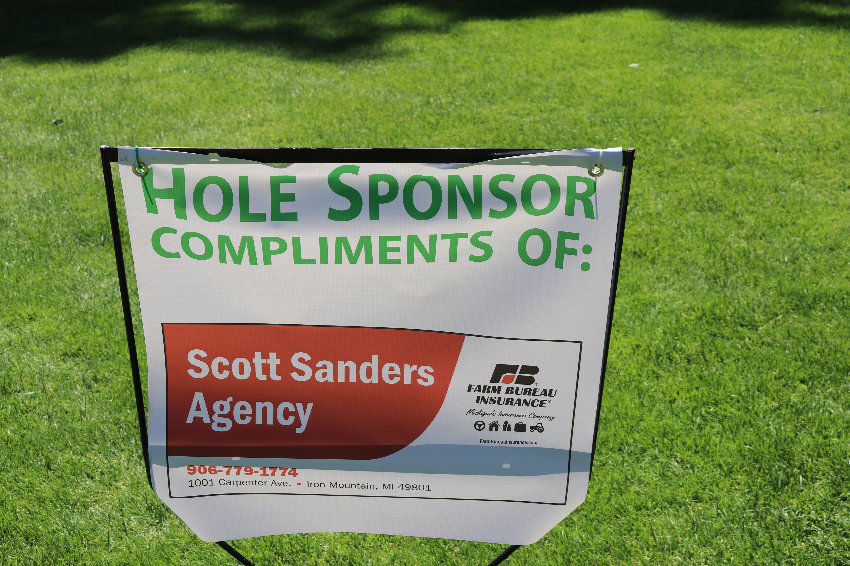 Signage Scott Sanders Agency